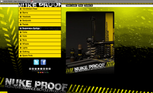 Nuke Proof website